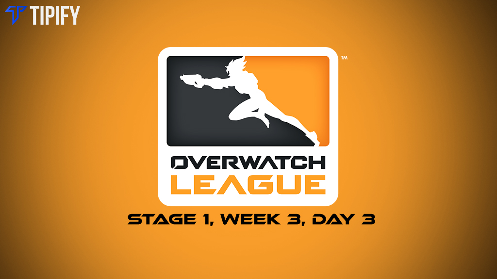 Overwatch League Week 3 Recap: Upsets And Consistencies - Tipify