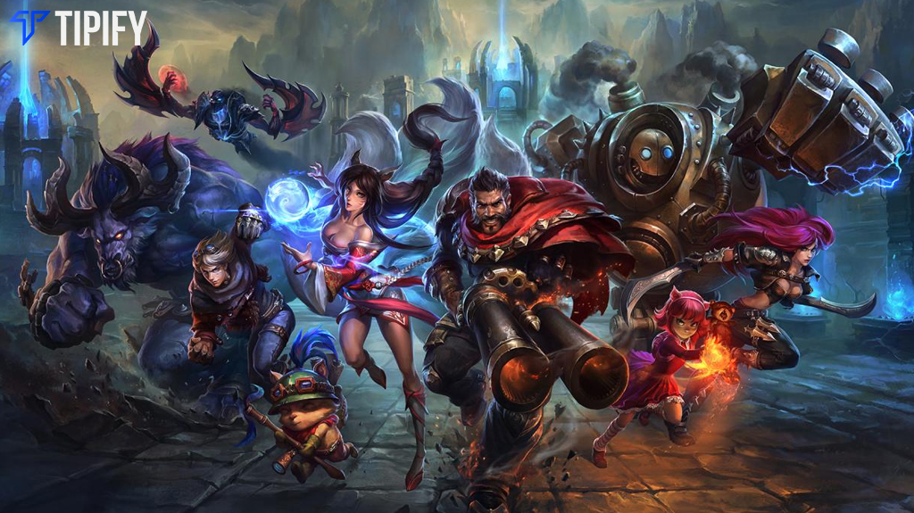 Riot Games Reveal New Methods To Balance LoL Champions - Tipify