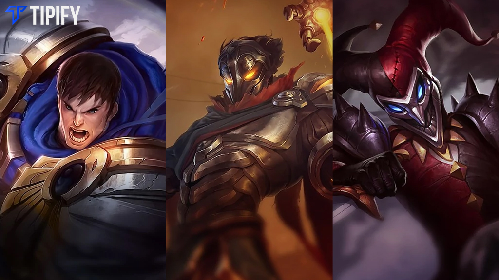 LoL Patch 9.20 Champions And Item Updates - Tipify