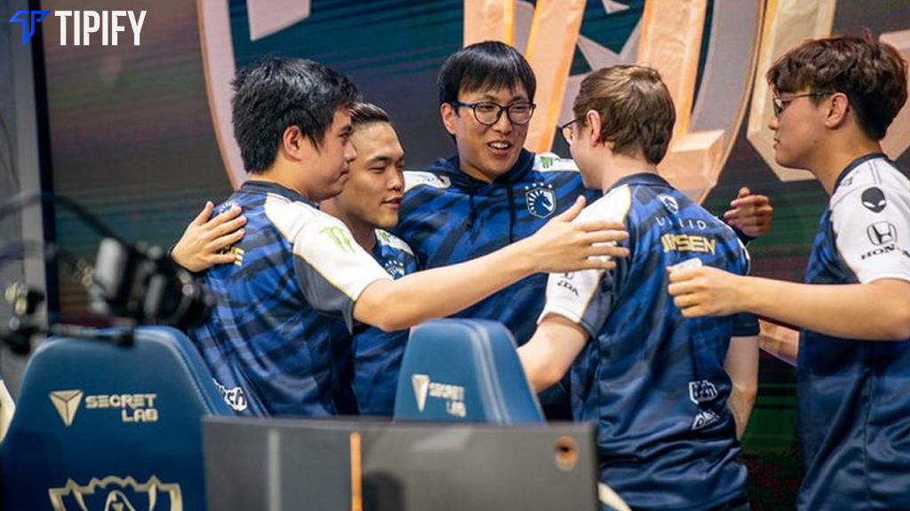 Liquid Beats AHQ, Secures 2-1 Win At LoL Worlds Group Stage - Tipify