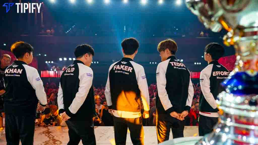 A Look Back At LoL Worlds As South Korea's Reign Ends - Tipify