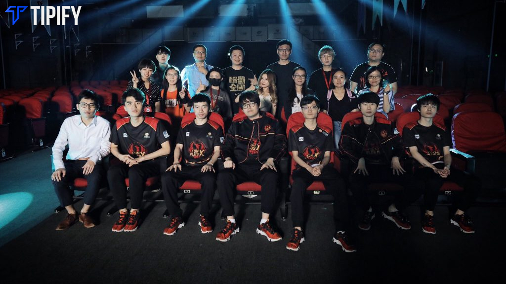 Funplus Phoenix To Represent LPL In LoL Worlds Finals - Tipify