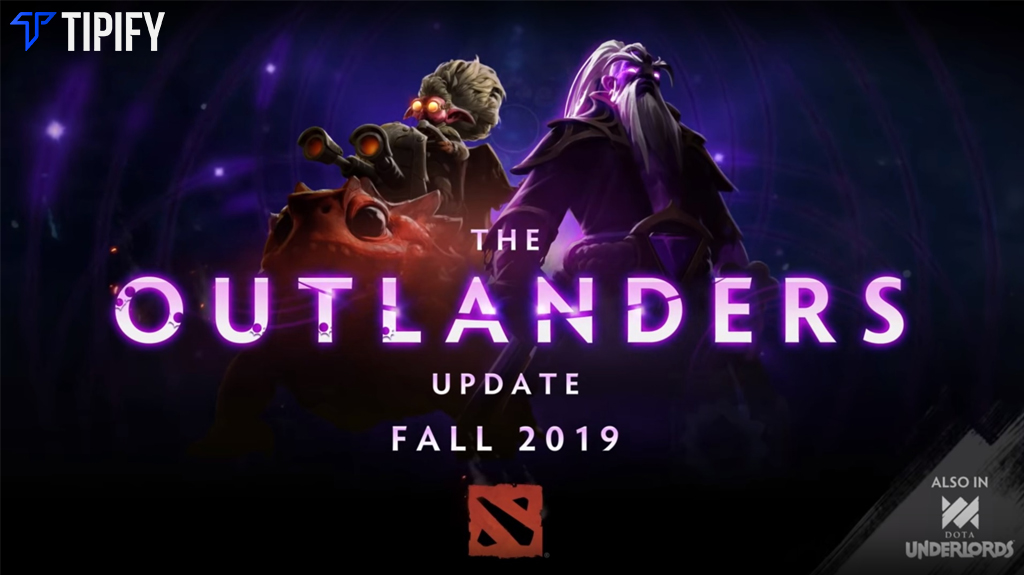 The Dota 2 Outlanders Update Is Now Live - Tipify