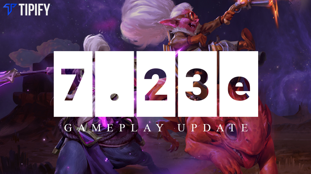 Dota 2 Removes Shrines, XPs For Patch 7.23e - Tipify