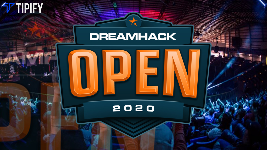 DreamHack Open 2020 To Feature 8 Stops, 3 Continents - Tipify