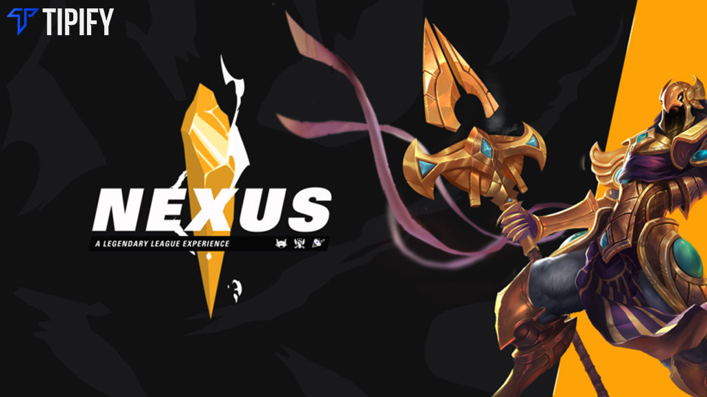 The Nexus: Riot Games Brings League of Legends To Saudi Arabia - Tipify
