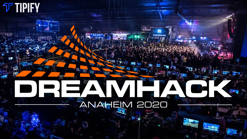 aDreamHack Open Anaheim Invites, Format, And Activities - Tipify