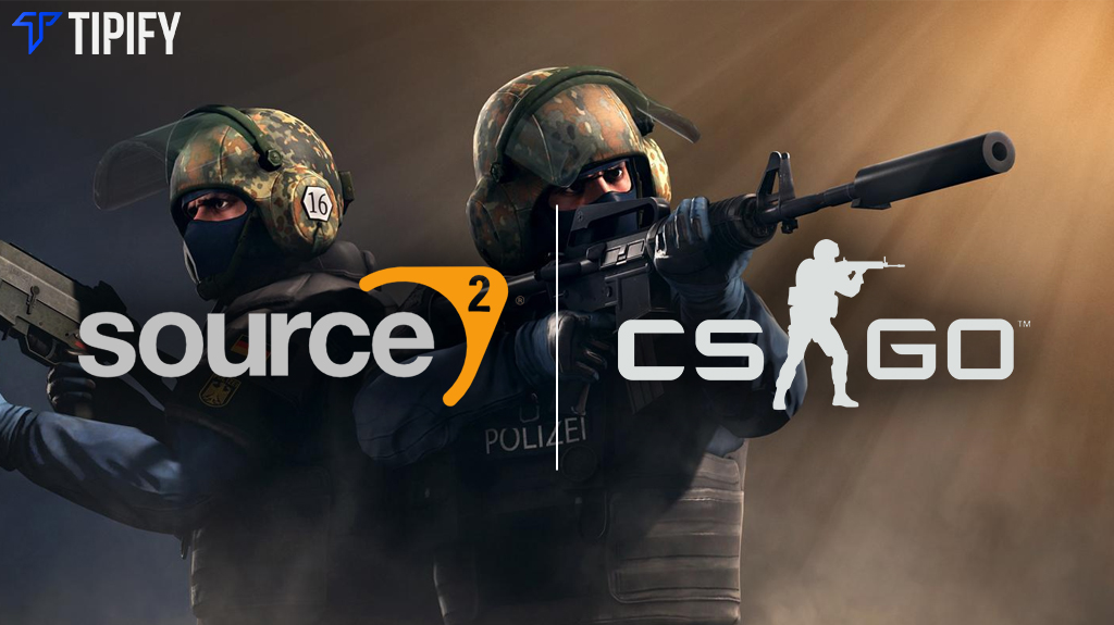 Source 2 Engine To Reportedly Hit CS:GO Servers Soon - Tipify