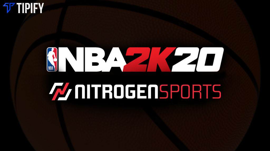 A Look Into NBA 2K20 Live SIM Betting With Nitrogen Sports - Tipify