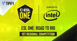 ESL One: Road To Rio To Host Qualifiers Leading To The Major