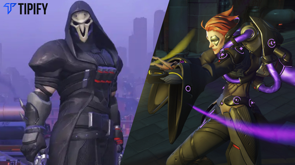 The New Overwatch Experimental Card Targets Moira, Reaper - Tipify