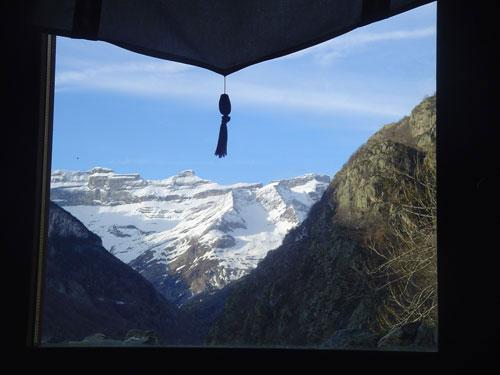 Camping La Ferme Tipis Indiens Gavarnie Gdre