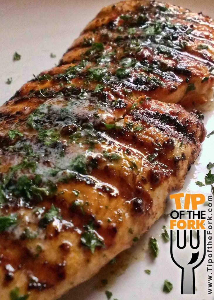 Feinys BBQ Salmon