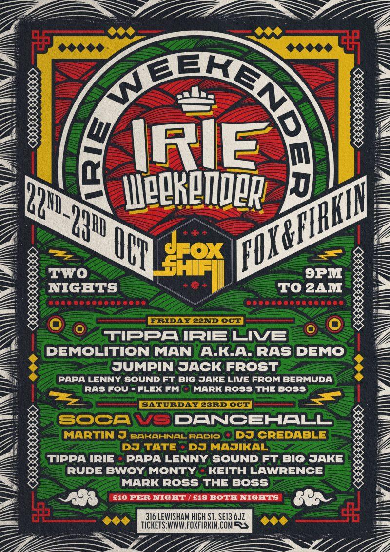 Irie Weekender