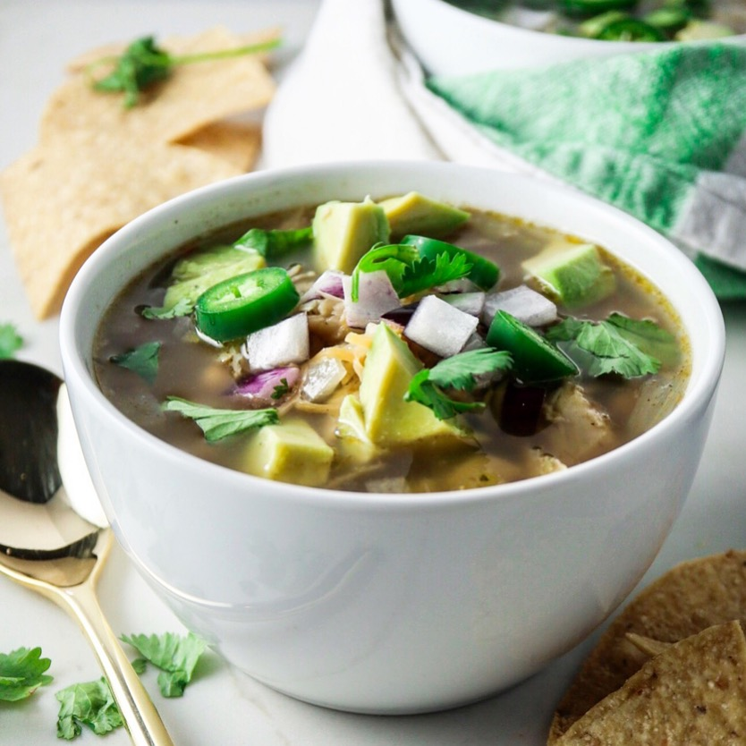 The Best White Chicken Chili Recipe Tipps In The Kitch