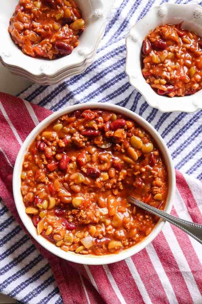 Reunion Beans