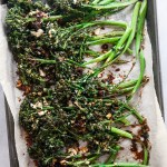 Spicy Roasted Broccolini