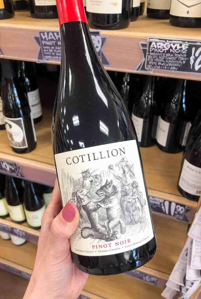 Cotillion Pinot Noir