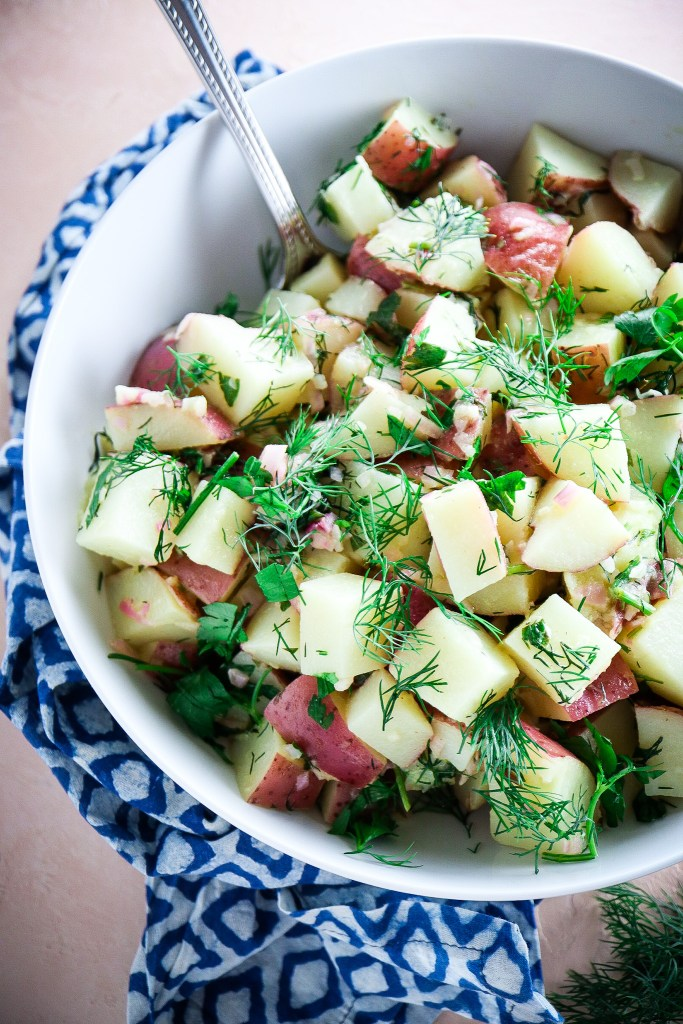 Dilly Potato Salad