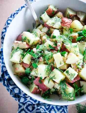 Dilly Potato Salad