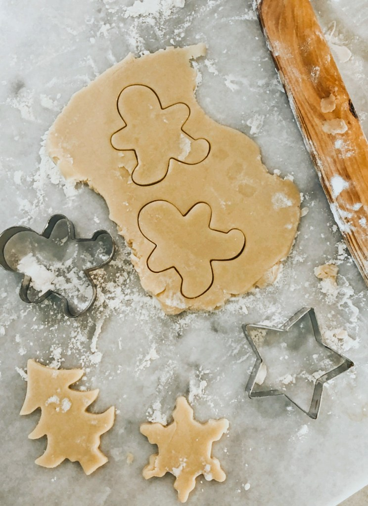 Easy Cut Out Sugar Cookies For decorating