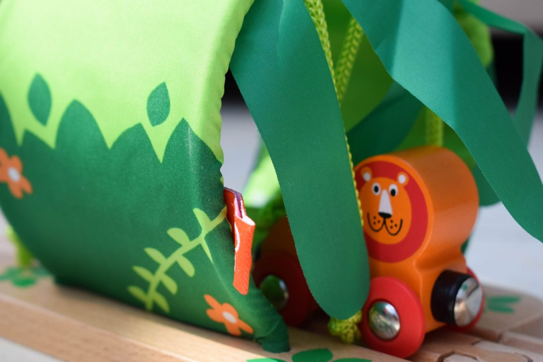 Wooden trains review