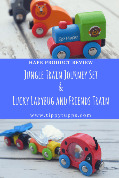 Hape train review