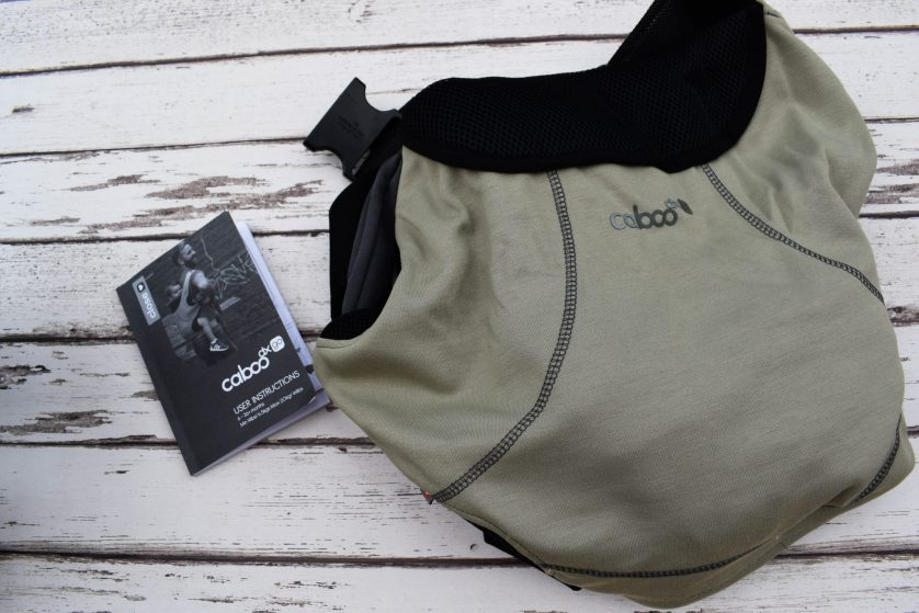 Product Review – Caboo DXgo sling