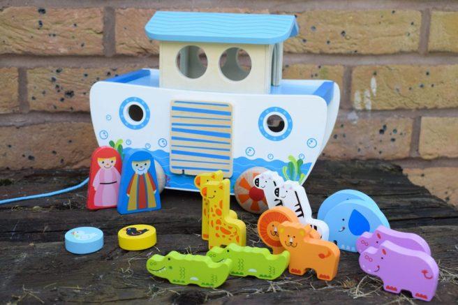 Hape Noah's Ark Playset