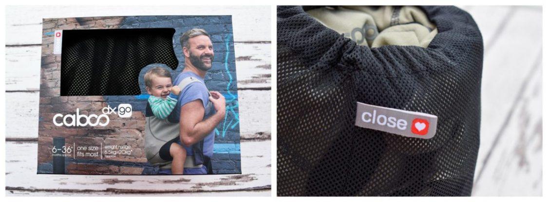 DXgo sling - packaging