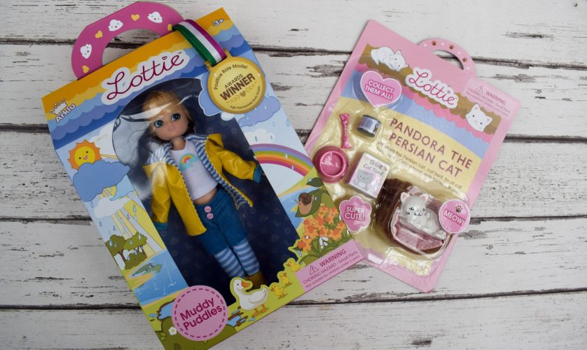 Muddy Puddles Lottie Doll – Review & Giveaway