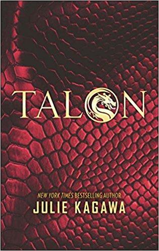Book Review – Talon by Julie Kagawa