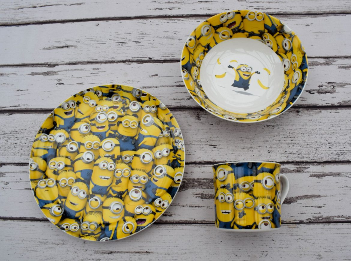 Sea of Minions 4 piece set