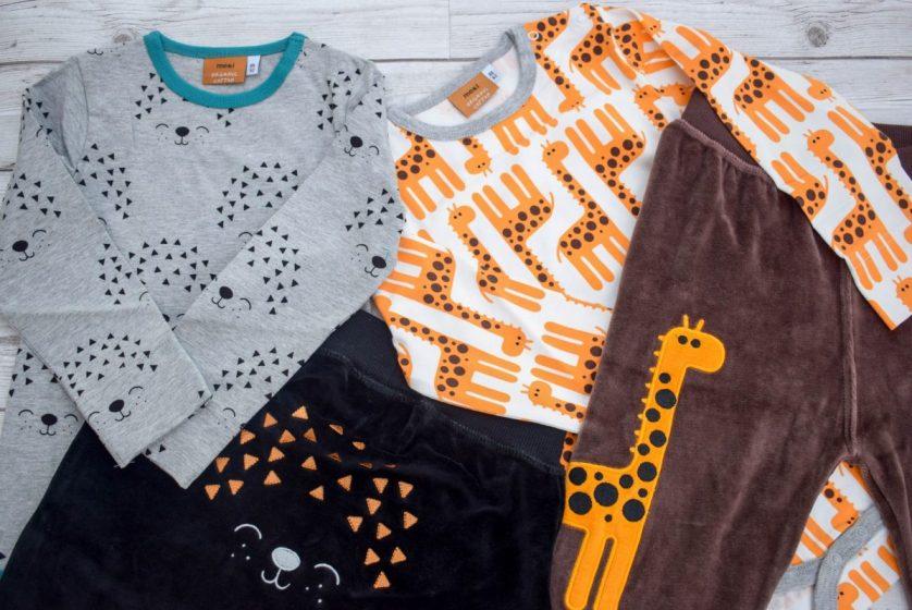Giraffes & Hedgehogs with me&i