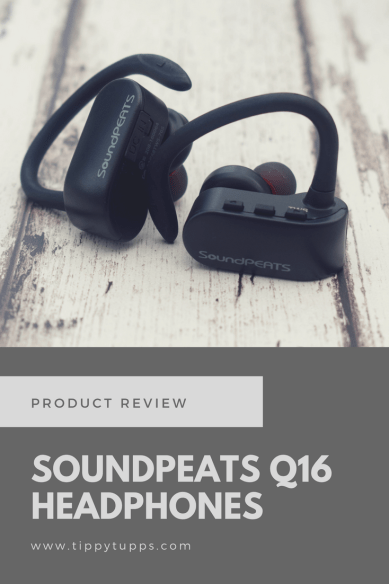 Product Review - SoundPEATS - Q16 Headphones - pinable image