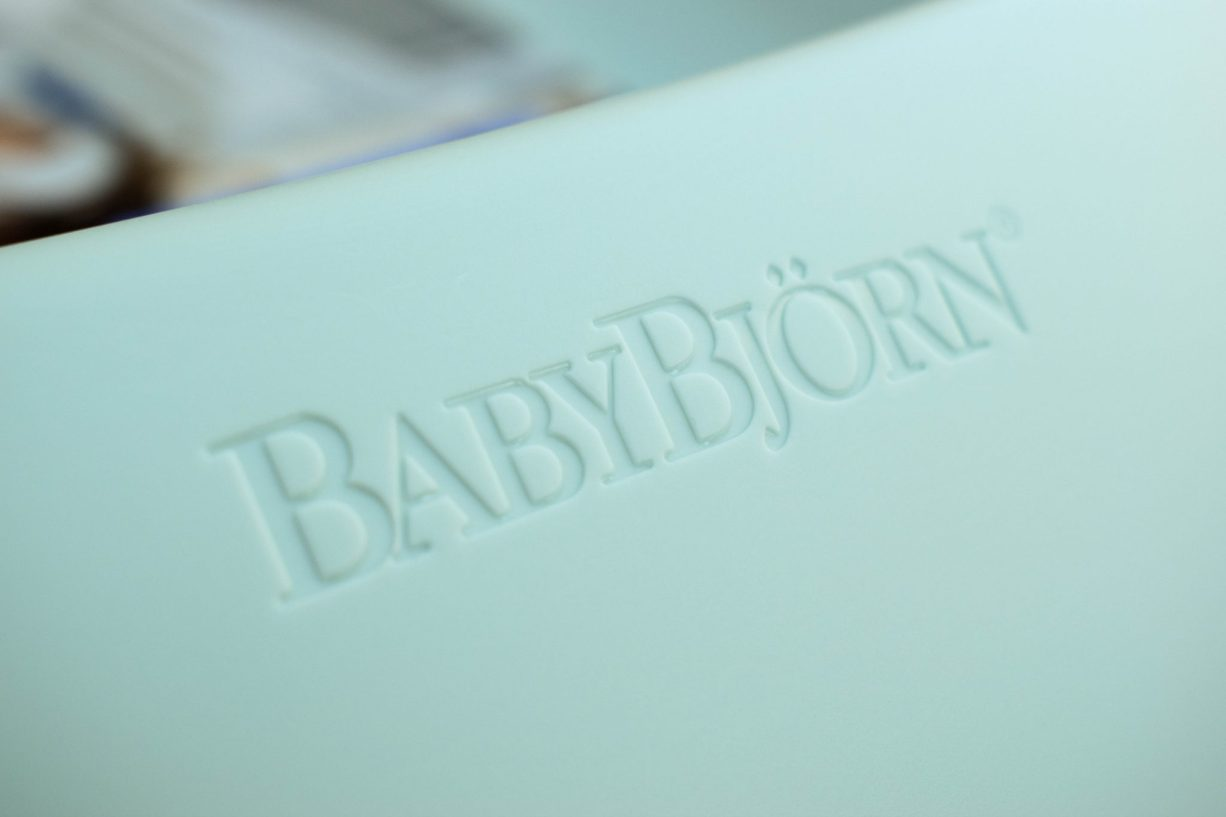 BabyBjorn Booster Seat - logo