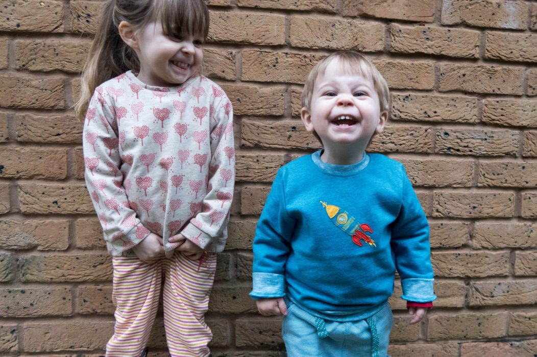 Lucy & Sam - review - pleased with their outfits