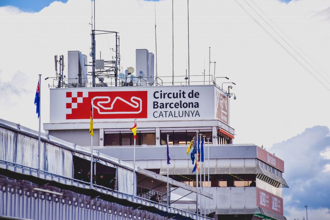 F1 Fun at the Spanish Grand Prix - Circuit de Catalunya