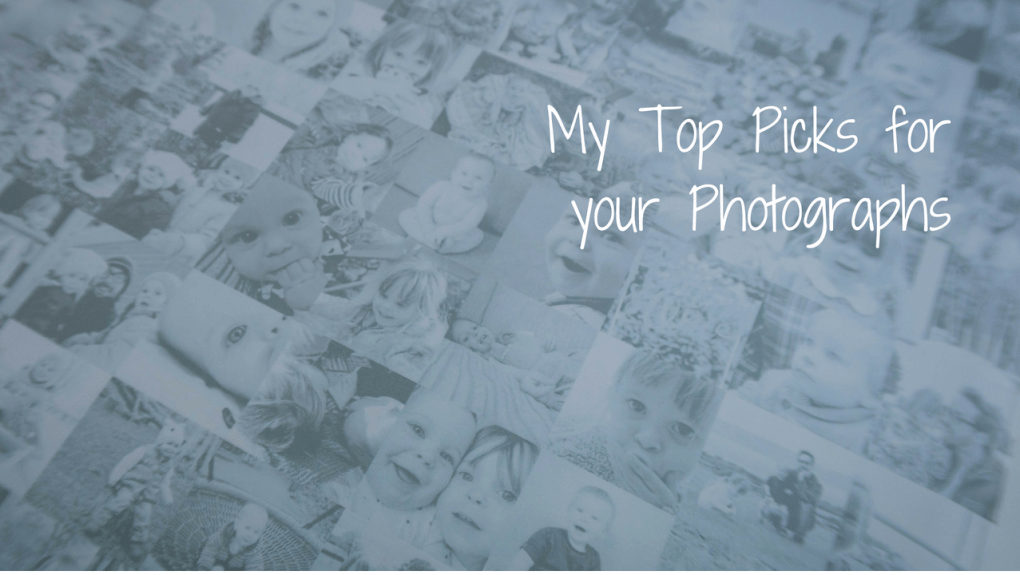 My Top Picks for your Photographs with Cheerz -blog post header