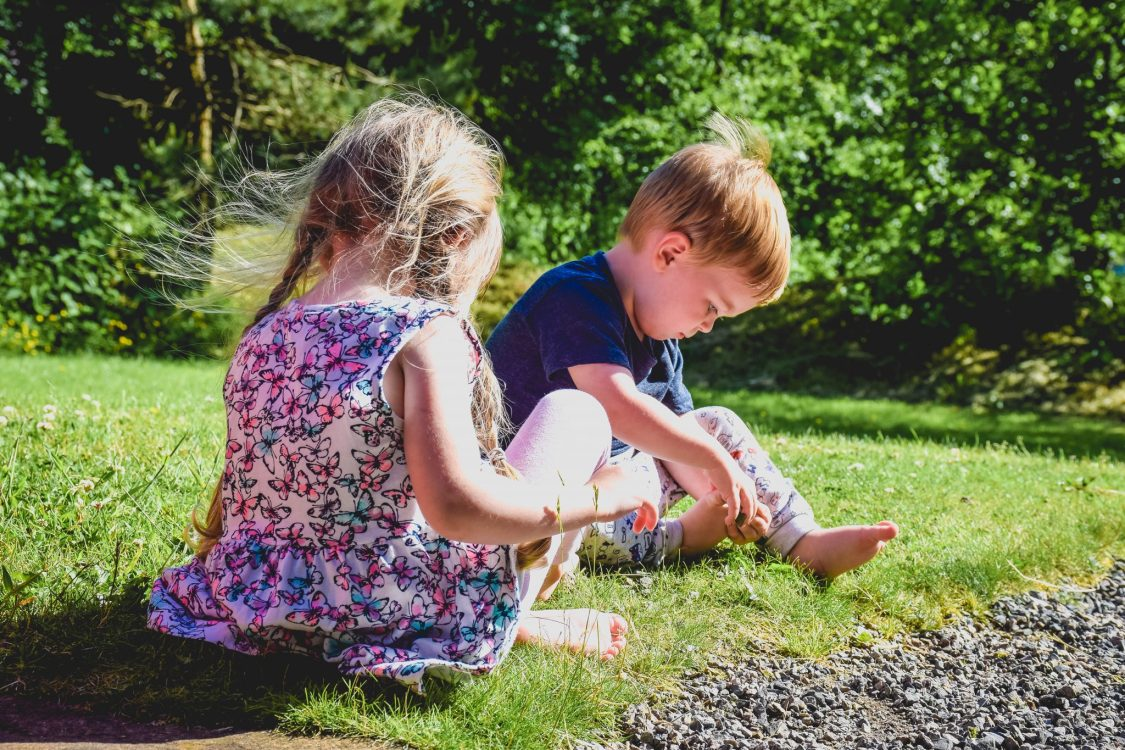 Our Pocket Guide to Bluestone Wales - outdoor playing