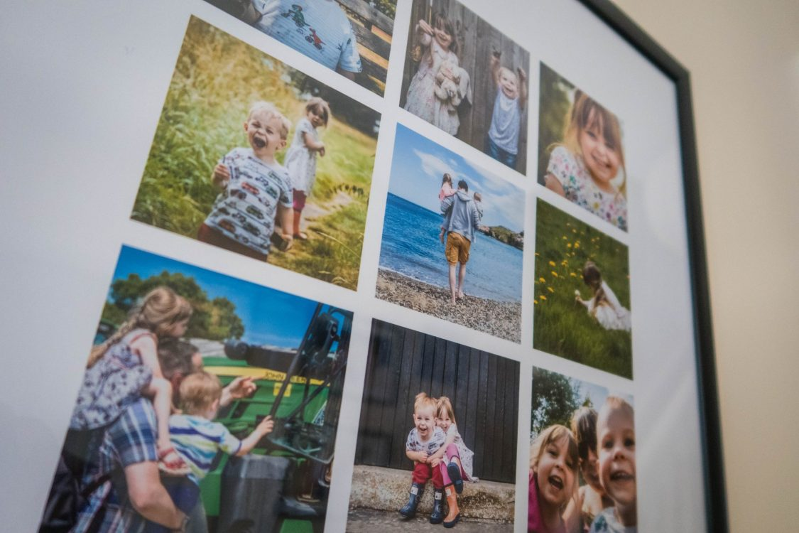 My Top Picks for your Pics with Cheerz - framed prints close up