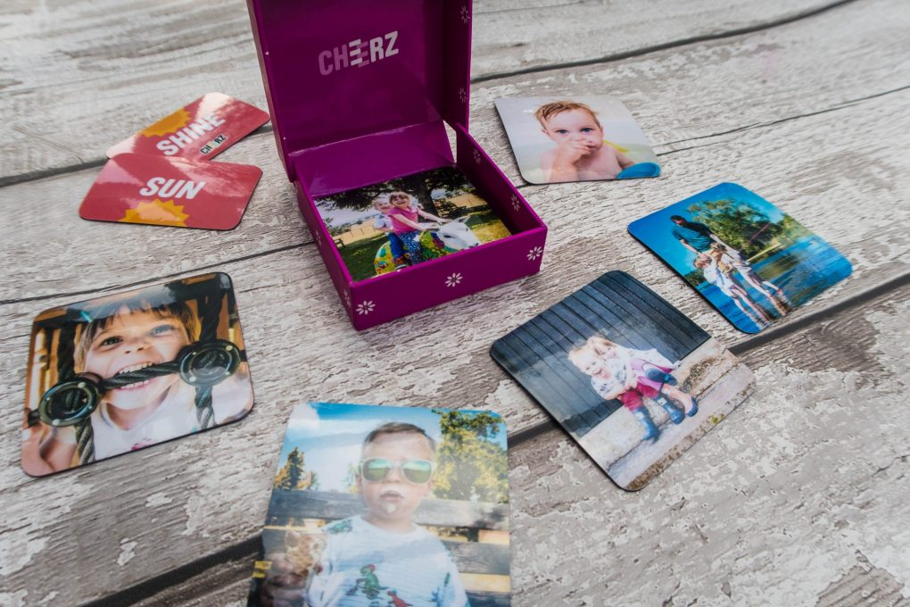 My Top Picks for your Pics with Cheerz - fridge magnets and box