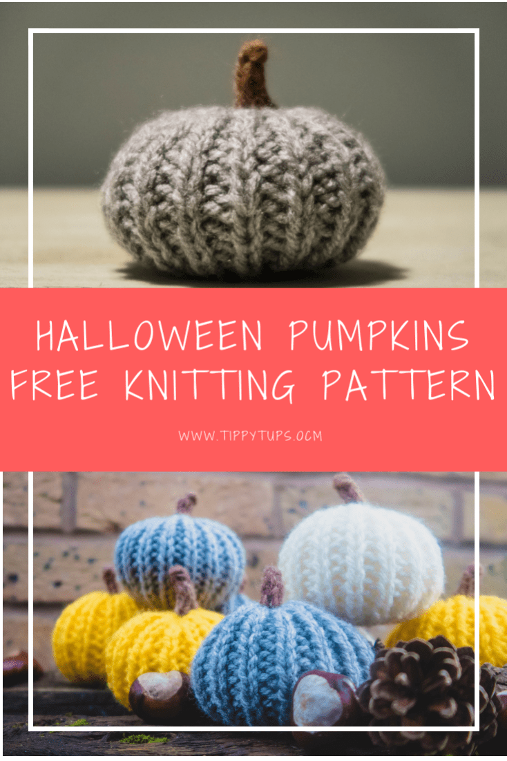 This really is the most simple pattern, perfect for new knitters to start with some Halloween bits and a fabulous quick project For the more experienced knitter who will be able to pull these together quickly. You can use this as a standalone single pumpkin, or as they are so simple to make you can create a whole basket of them ready for the spooky season ahead. You could even string up a series of them ready to use as a Halloween garland.