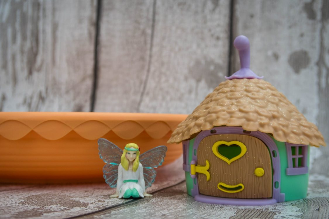 What to buy a 4 year old girl - my fairy garden