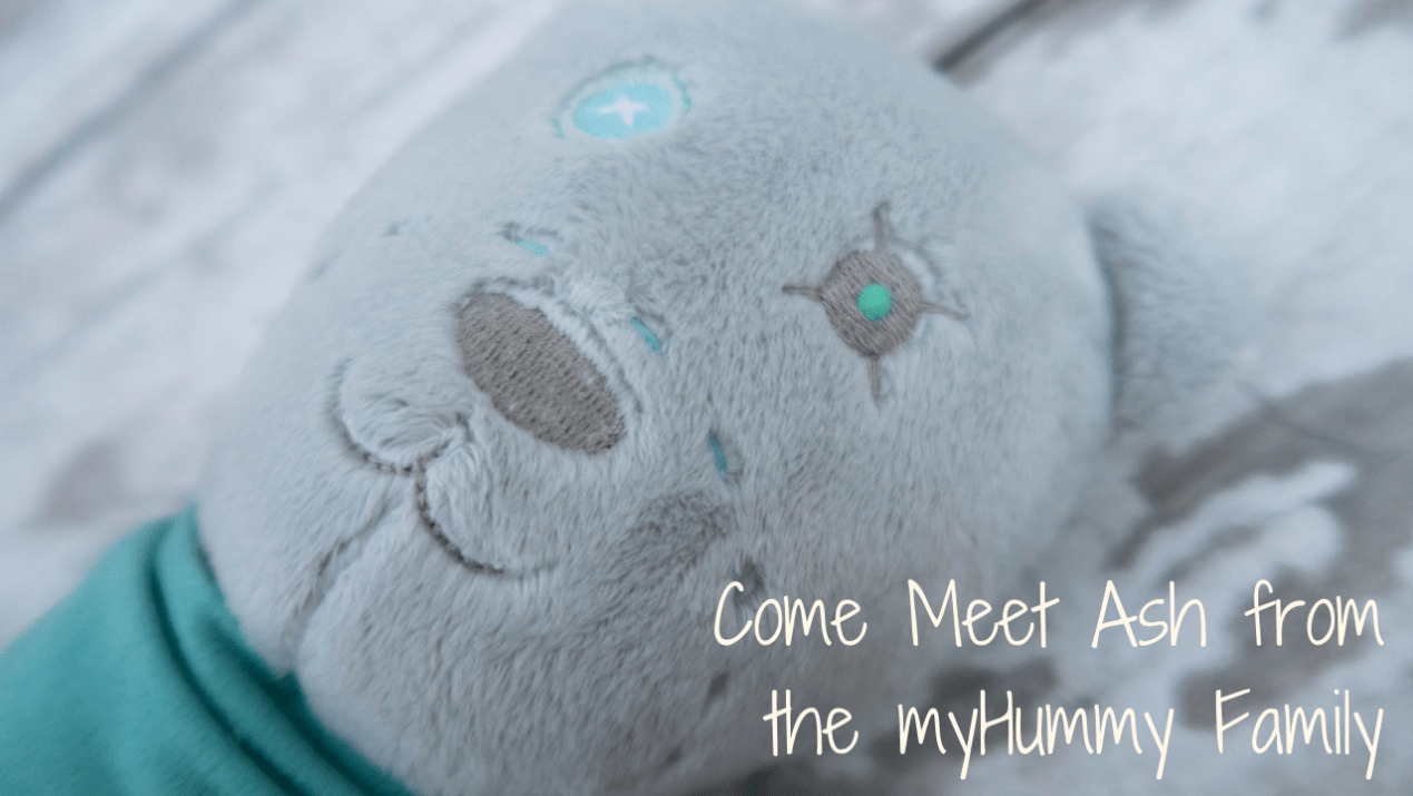Come Meet Ash from the myHummy Family - blog post header