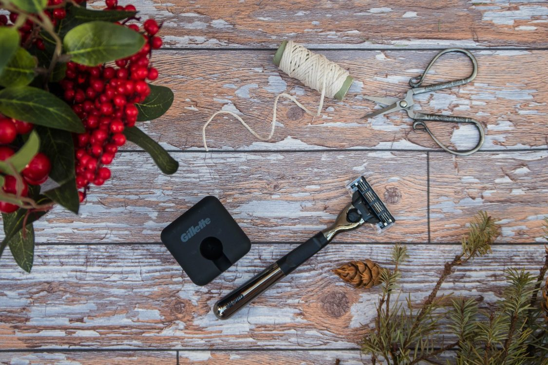 A Christmas Gift Guide for Grown Ups - gillette
