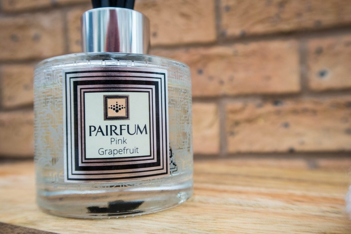 Filling the Home with Fragrance from Pairfum - close up