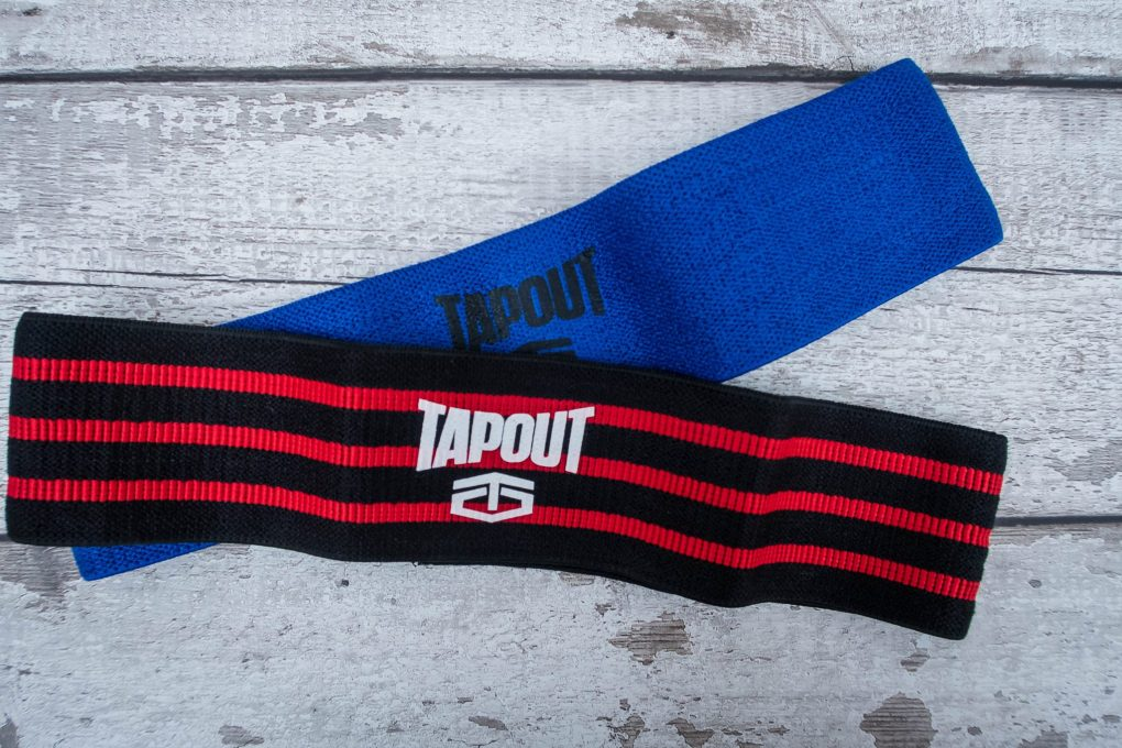 Getting Fit with TapouT - resistance bands