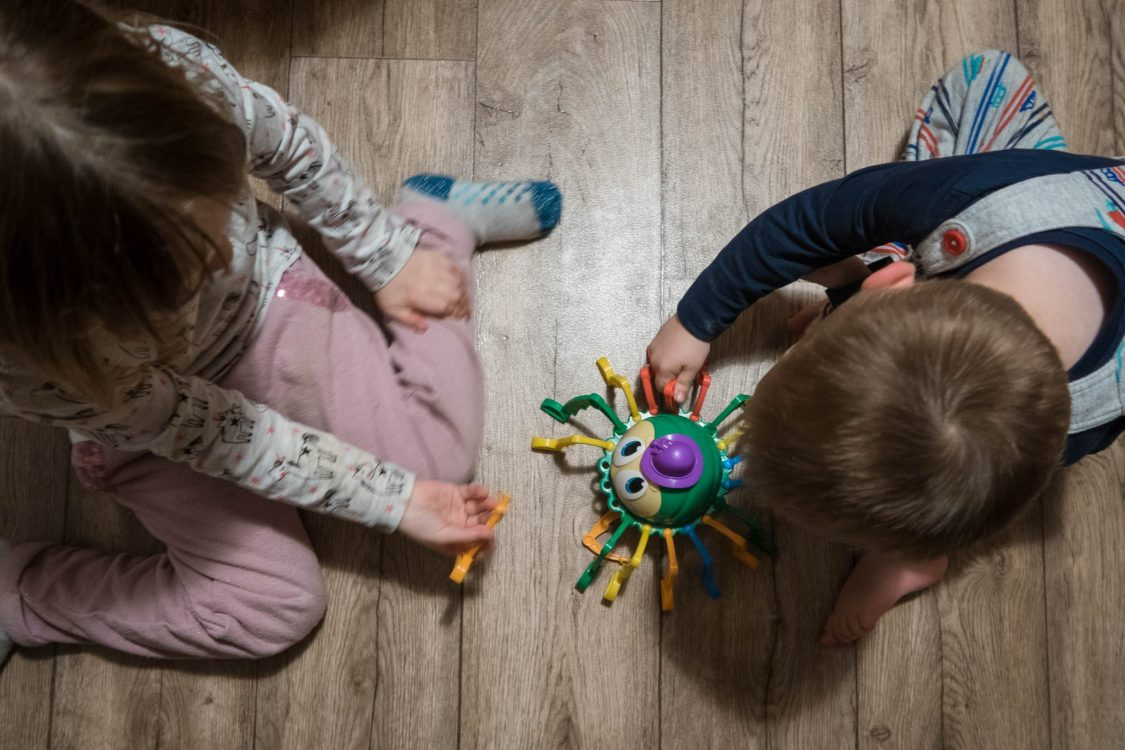 Jumping and Jittering with Jitterbug- in play