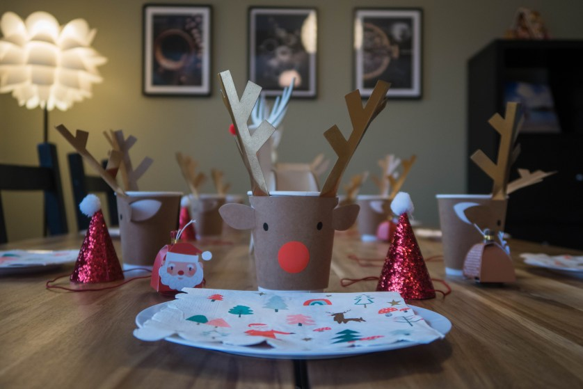 Creating a Children's Christmas Party with Party Pieces